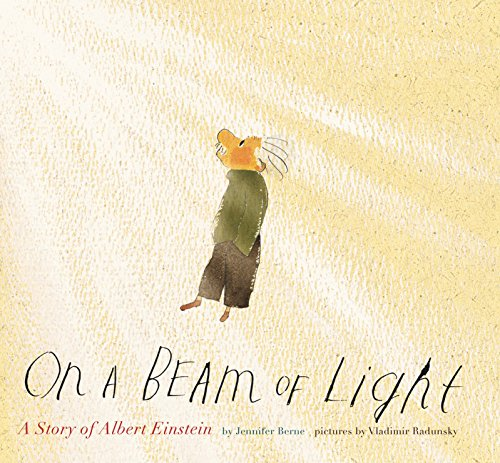 On a Beam of Light : A Story of Albert Einstein de Chronicle Books