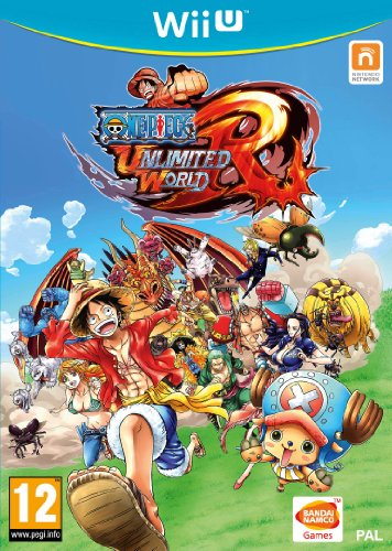 One Piece Unlimited World Red Straw de Namco