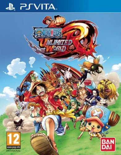One Piece: Unlimited World Red - D1 Edition