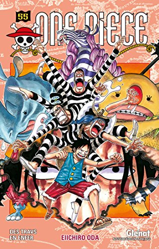 One Piece - Édition originale - Tome 55: Des travs en enfer de Glénat Manga
