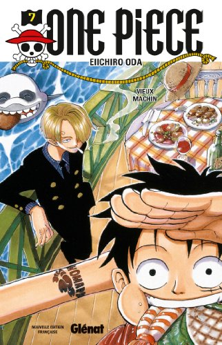 One piece - Edition originale Vol.7 de Glénat Manga