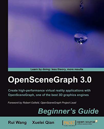 OpenSceneGraph 3.0: Beginner's Guide de Packt Publishing