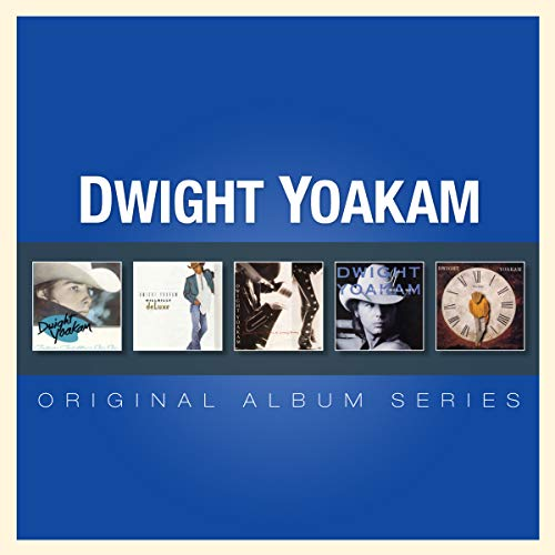 Original Album Series de Yoakam, Dwight