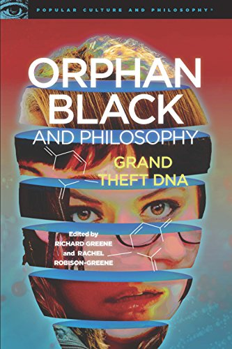 Orphan Black and Philosophy de Cricket Books, a division of Carus Publishing Co