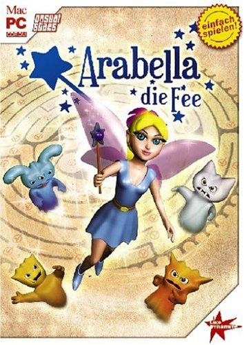 PC CD-ROM Arabella Die Fee