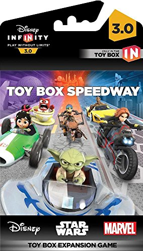 Pack Toy Box 'Disney Infinity 3.0' - Game Speedway de Disney
