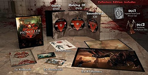 Painkiller Hell & Damnation - édition collector de Nordic Games