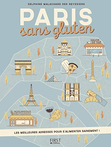 Paris sans gluten de First