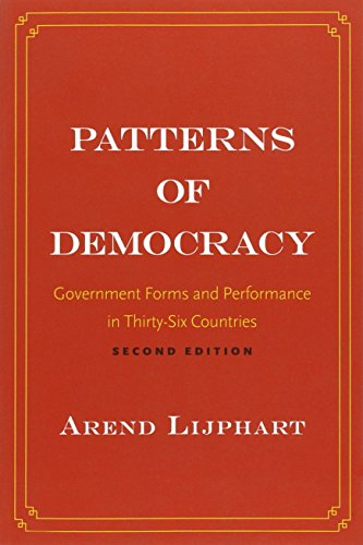 Patterns of Democracy - Government Forms and Performance in Thirty-Six Countries 2nd Edition de Yale University Press