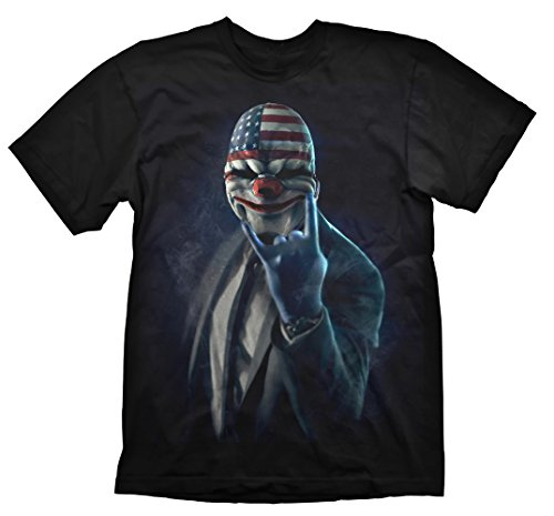 Payday 2 - T-Shirt Rock On- L  [import anglais] de Gamer Merchandise UK