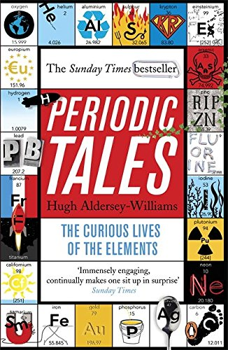 Periodic Tales: The Curious Lives of the Elements de Penguin
