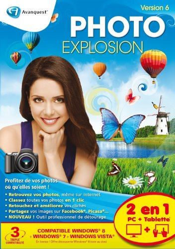 Photo explosion 6 de Micro Application