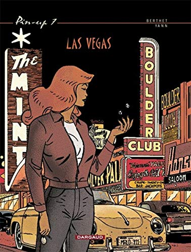 Pin up, tome 7 : Las Vegas de Dargaud