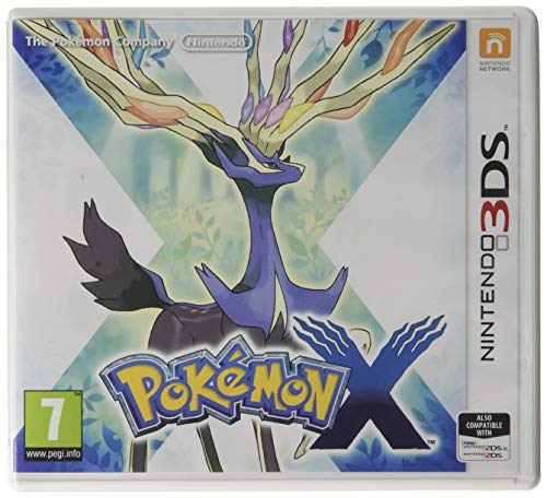 Pokémon X [import anglais] de Uk Ltd Nintendo