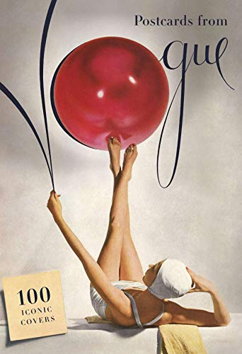 Postcards from Vogue: 100 Iconic Covers. de Particular Books