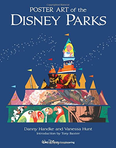 Poster Art of the Disney Parks- de Disney Editions