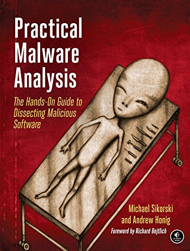 Practical Malware Analysis: The Hands-On Guide to Dissecting Malicious Software de No Starch Press