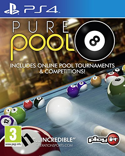 Pure Pool [import anglais] de System 3