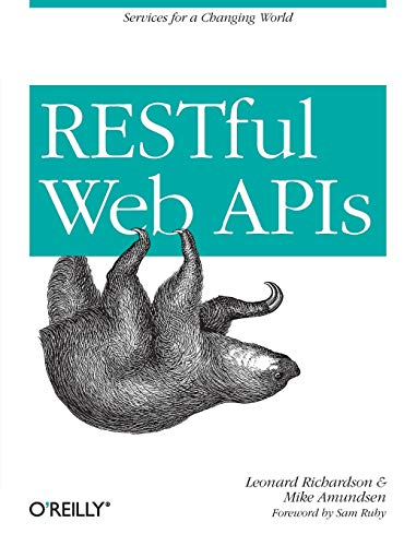RESTful Web APIs de Brand: OReilly Media