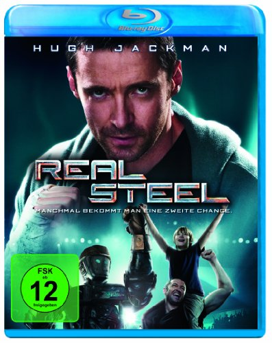 Real Steel [Blu-ray] [Import anglais] de Touchstone