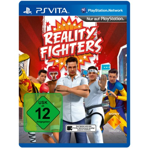 Reality Fighters [import allemand] de Sony