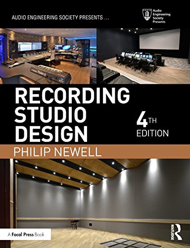 Recording Studio Design de Focal Press