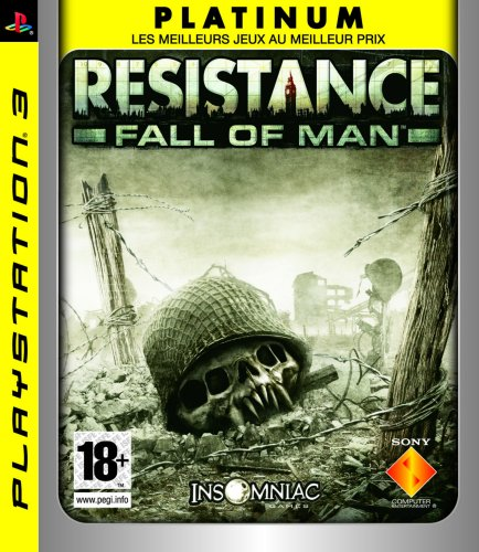 Resistance : Fall of Man - platinum de Sony