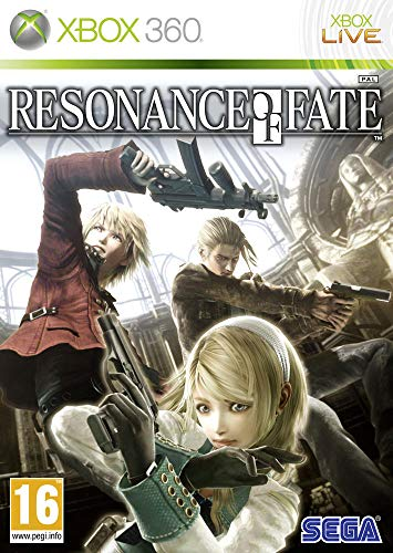 Resonance of Fate de Séga
