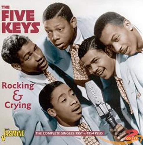 Rocking & Crying Complete Sing [Import allemand] de Five Keys