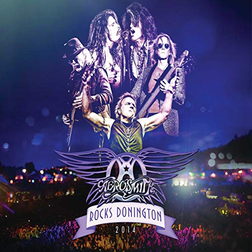Rocks Donington 2014 [DVD + 3LP] de Eagle Rock