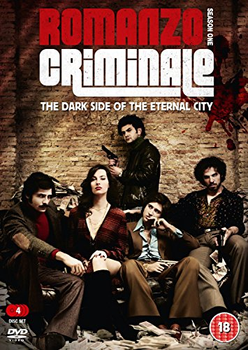 Romanzo Criminale - Season 1 (4 Dvd) [Edizione: Regno Unito] [Import anglais] de Arrow Video