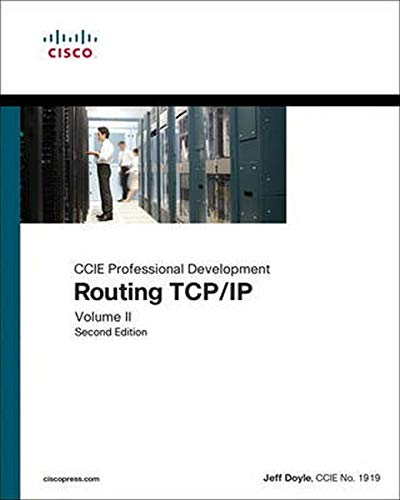 Routing TCP/IP, Volume II: CCIE Professional Development de Cisco Press