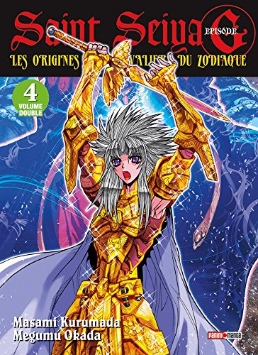 SAINT SEIYA EPISODE G T04 ED DOUBLE de Panini