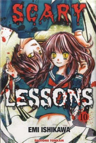 Scary Lessons T10 de Delcourt/Tonkam