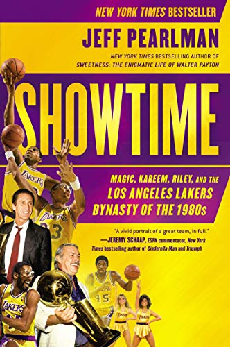 Showtime: Magic, Kareem, Riley, and the Los Angeles Lakers Dynasty of the 1980s de Avery