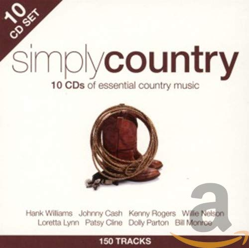 Simply Country (Coffret 10 CD) de Simply