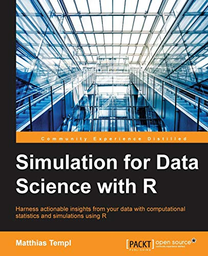 Simulation for Data Science with R de Packt Publishing Limited