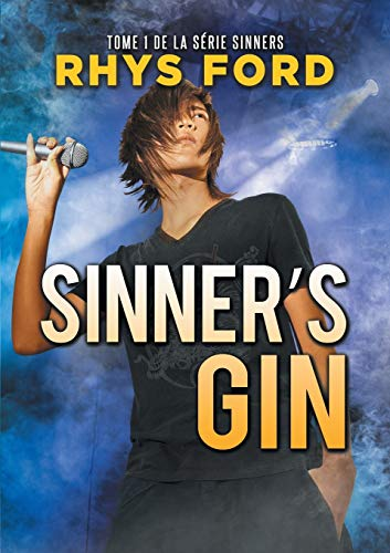 Sinner's Gin de Dreamspinner Press