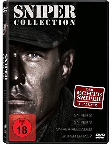 Sniper Collection de Sony Pictures Home Entertainment Gmbh