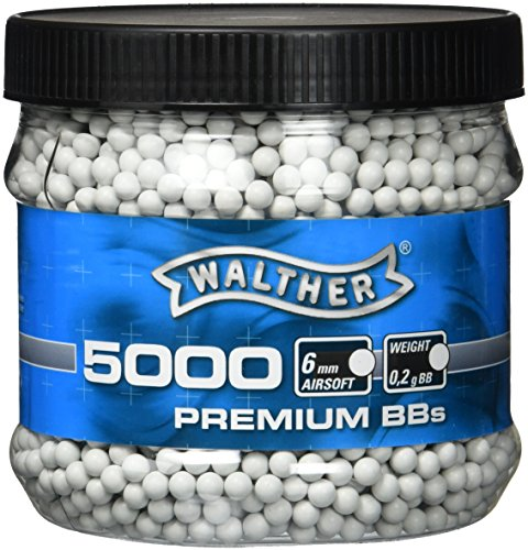 Walther Softair Munition Tokyo Soldier Basic Selection 5000 BBs de Walther