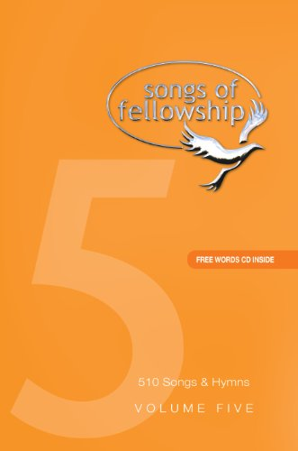 Songs of Fellowship: Music Edition v. 5 de Kingsway Publications