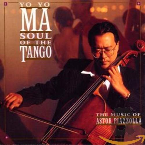 Soul of the Tango de Sony Classical