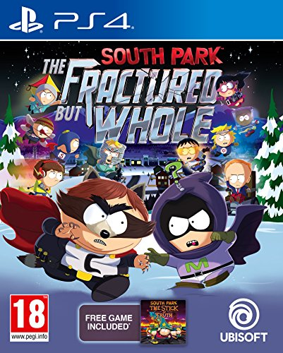 South Park: The Fractured But Whole (PS4) (Preorder Release Date: End 2017) de Ubisoft