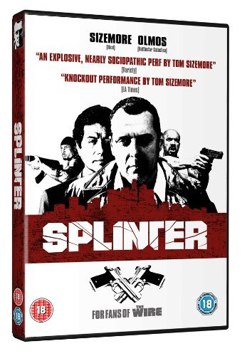Splinter [Edizione: Regno Unito] [Import anglais] de Platform Entertainment