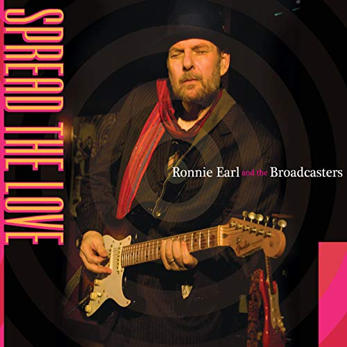 Spread The Love de Earl, Ronnie & The Broadcasters