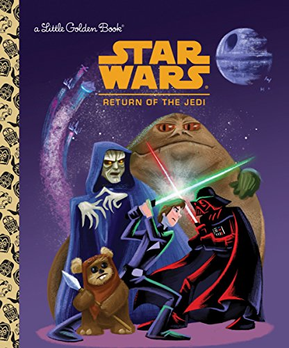 Star Wars: Return of the Jedi (Star Wars) de Golden Books