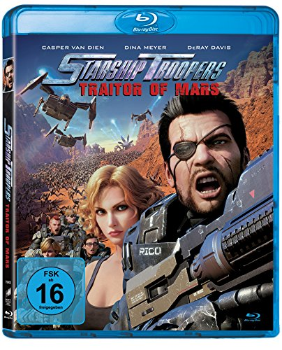 Starship Troopers: Traitor of Mars [Blu-ray] de Sony Pictures Home Entertainment Gmbh