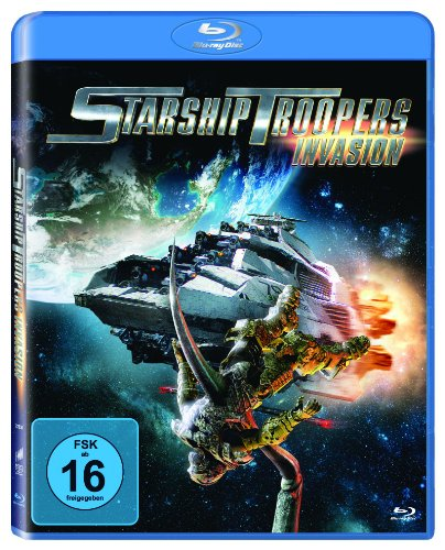 Starship Troopers: Invasion [Blu-ray] [Import allemand] de Sony Pictures Home Entertainment Gmbh