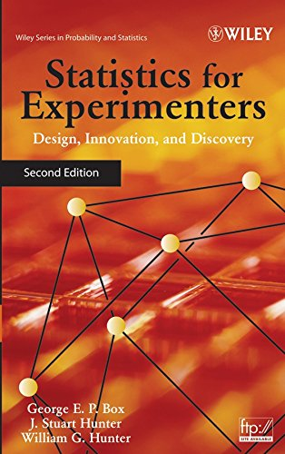 Statistics for Experimenters: Design, Innovation, and Discovery de Wiley-Blackwell