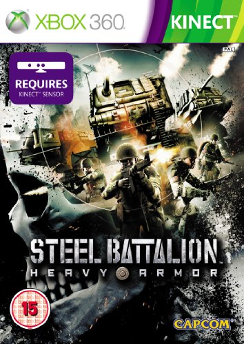 Steel Battalion : Heavy Armor [import anglais] de Capcom